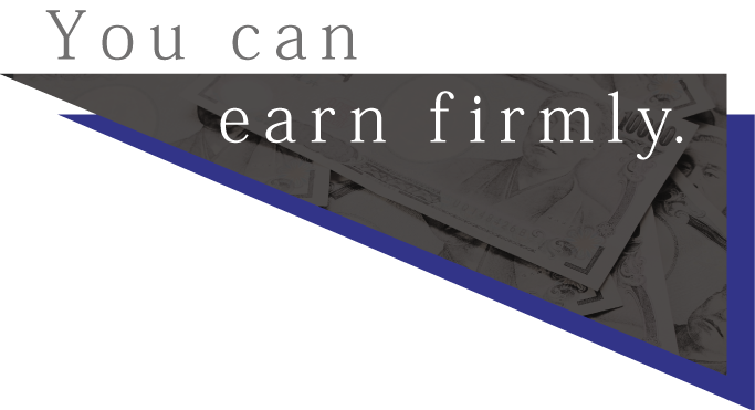 You can earn